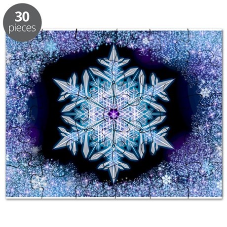 November Snowflake Puzzle