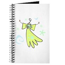 Earth Angel Christmas Journal