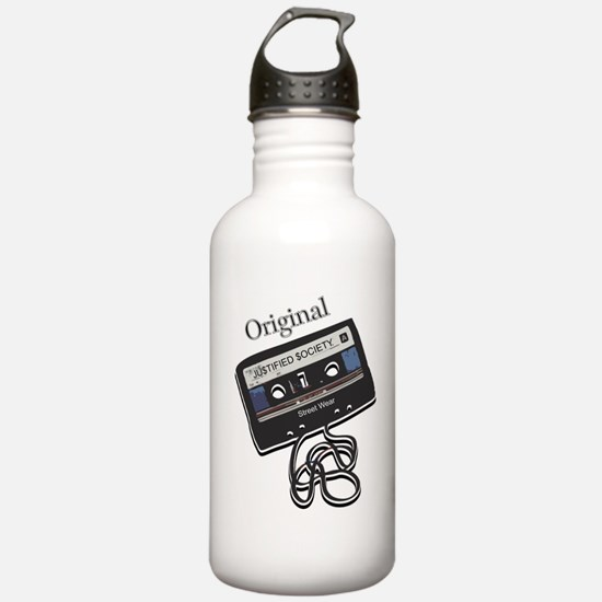 "Justified $ociety ""Original"" Water Bottle"