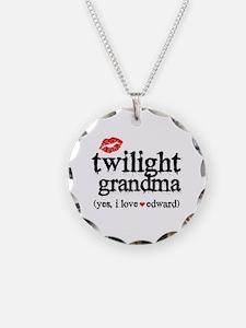 Twilight Grandma Necklace