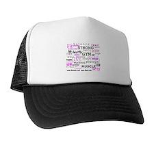 Positive Vibes Logo Trucker Hat