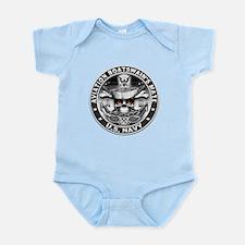 USN Aviation Boatswain's Mate Infant Bodysuit