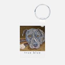 True Blue Keychains