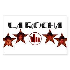 La Rocha Fan Decal
