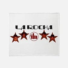 La Rocha Fan Throw Blanket