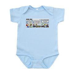 0558 - Priming the stabilizer Infant Bodysuit
