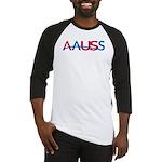 AAUSS Logo Baseball Jersey