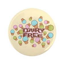 "Dairy Cream Ice Cream Scatter 3.5"" Button (100 pac"