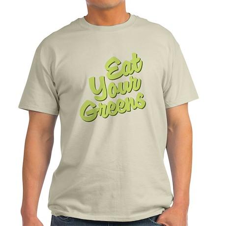 Eat Your Greens Light T-Shirt