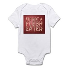 Not a Flesh Eater BG Infant Bodysuit