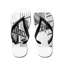 NY Broadway Times Square - Flip Flops