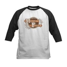 Meat Free Sign Brown Tee