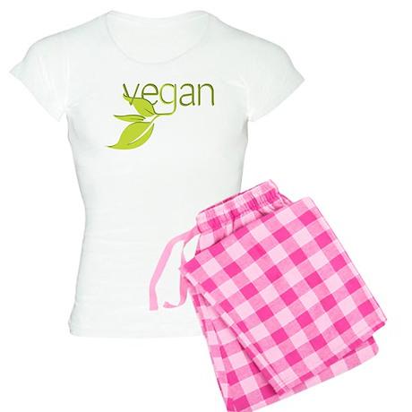Leafy Vegan Women's Light Pajamas