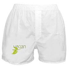 Leafy Vegan Boxer Shorts
