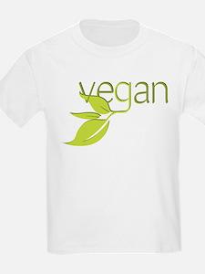 Leafy Vegan T-Shirt
