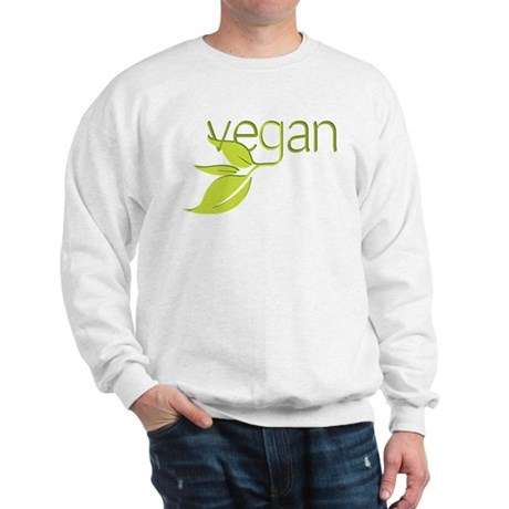 Leafy Vegan Sweatshirt