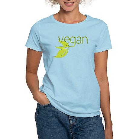 Leafy Vegan Women's Light T-Shirt