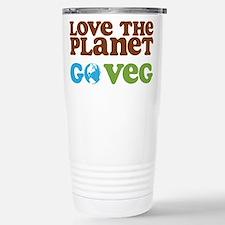 Love the Planet Go Veg Travel Mug