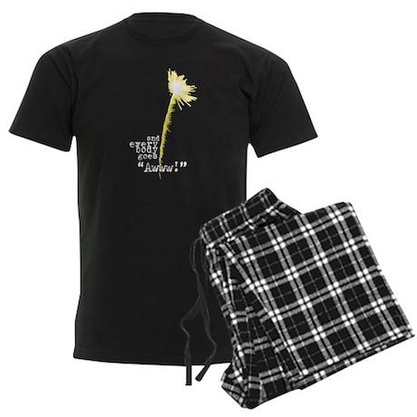 """""""On the Road"""" Men's Dark Pajamas"""