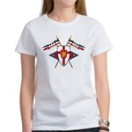 Medieval Shield Graphic Women's T-Shirt