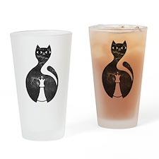 """""""Alice in Wonderland"""" Drinking Glass"""