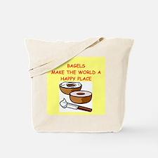 bagels Tote Bag