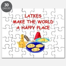 latkes Puzzle