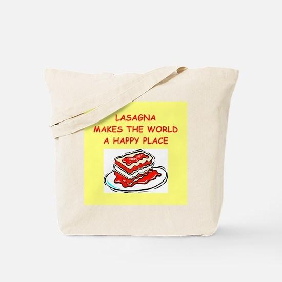 lasagna Tote Bag