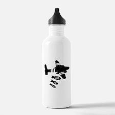"""""""Slaughterhouse-Five"""" Water Bottle"""