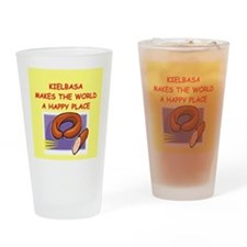 kielbasa Drinking Glass