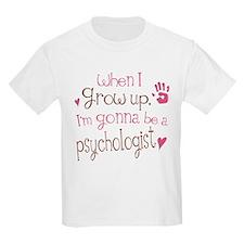 Kids Future Psychologist T-Shirt