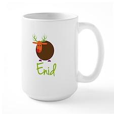 Enid the Reindeer Mug