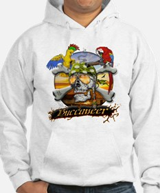 Pirate Parrots Hoodie