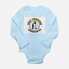 THEY REALLY DO Long Sleeve Infant Bodysuit