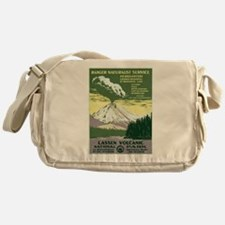 Lassen Volcanic National Park Messenger Bag