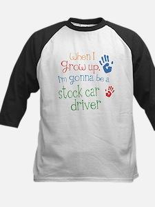 Kids Future Stock Car Driver Tee