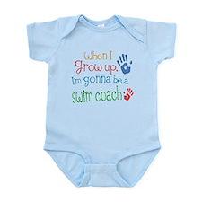 Kids Future Swim Coach Infant Bodysuit