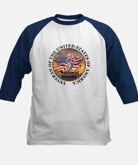 """Veteran Of The United States """"National Guard"""" Tee"""