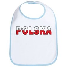 Polska Flag Bib