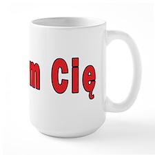 Kocham Cie - I Love You Mug