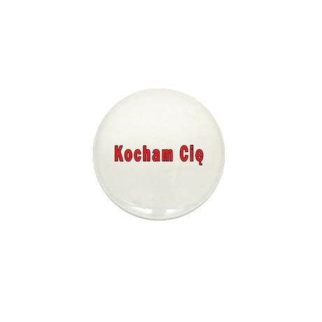 Kocham Cie - I Love You Mini Button (10 pack)