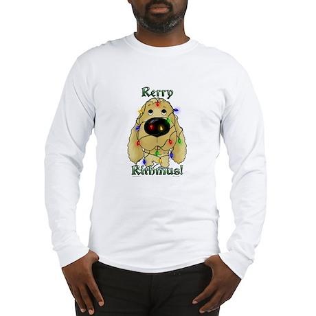 Cocker - Rerry Rithmus Long Sleeve T-Shirt