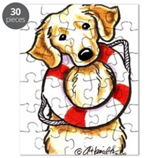 Golden Retriever Rescue Puzzle