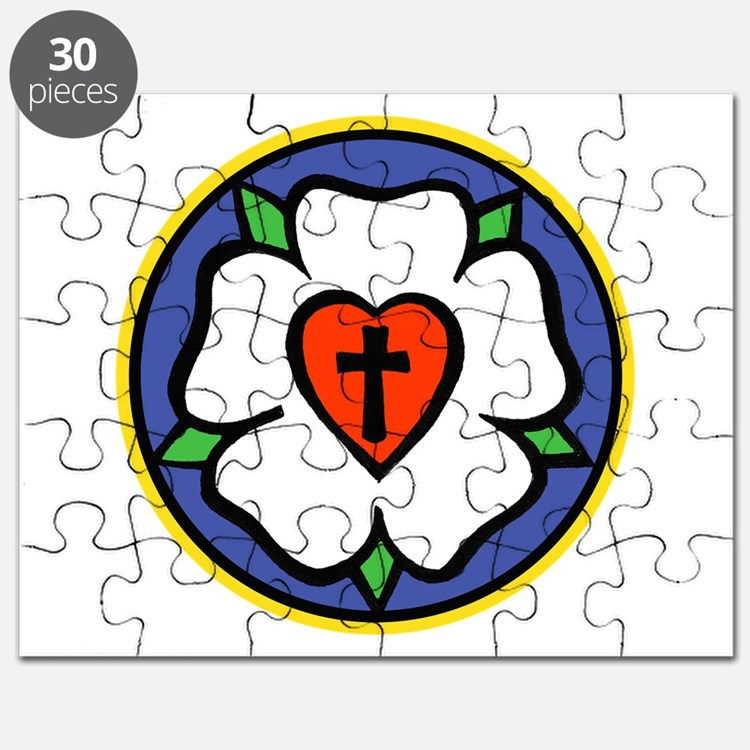 Luther Rose Puzzle