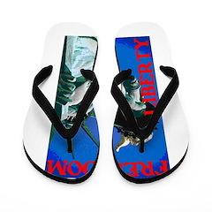 FREEDOM & LIBERTY™ Flip Flops