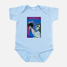 FREEDOM & LIBERTY™ Infant Bodysuit
