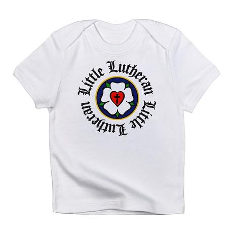 Little Lutheran Infant T-Shirt