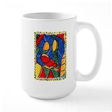 Holy Family Large Christmas Coffee Mug
