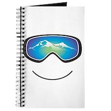 Happy Skier/Boarder Journal