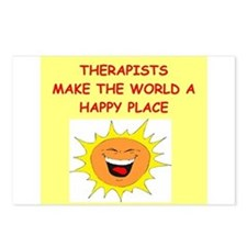 Therapists Postcards (Package of 8)